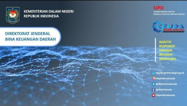 Embedded thumbnail for RAPAT KOORDINASI PERCEPATAN PENYAMPAIAN DATA APBD PROVINSI DAN KABUPATEN KOTA TAHUN 2021